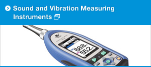 Sound and Vibration Measuring Instruments