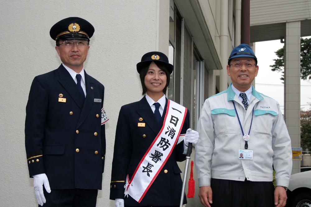TOPICS 東京消防庁 国分寺消防署...