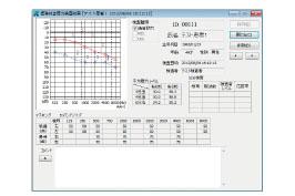 データベースソフト オージオメータ DF-61