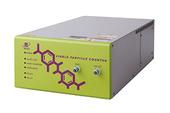 液中の生物粒子を自動測定するXL-10Bの製品写真