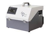 採水現場にて植物プランクトンの個数を計数するXL-M1Aの製品写真